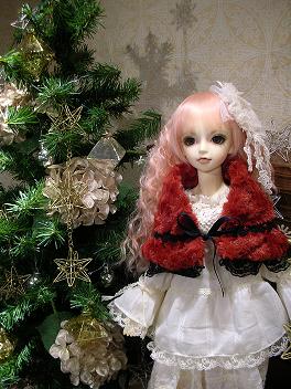 ふみお迎え 2014里クリスマスフェア 23