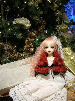 ふみお迎え 2014里クリスマスフェア 24