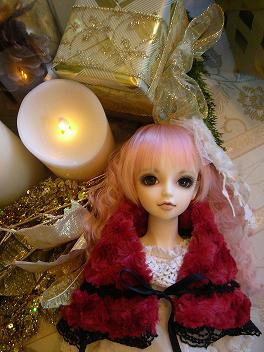 ふみお迎え 2014里クリスマスフェア 26