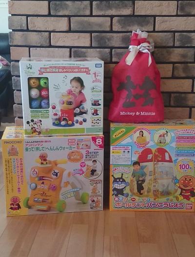 20141224クリスマスプレゼント