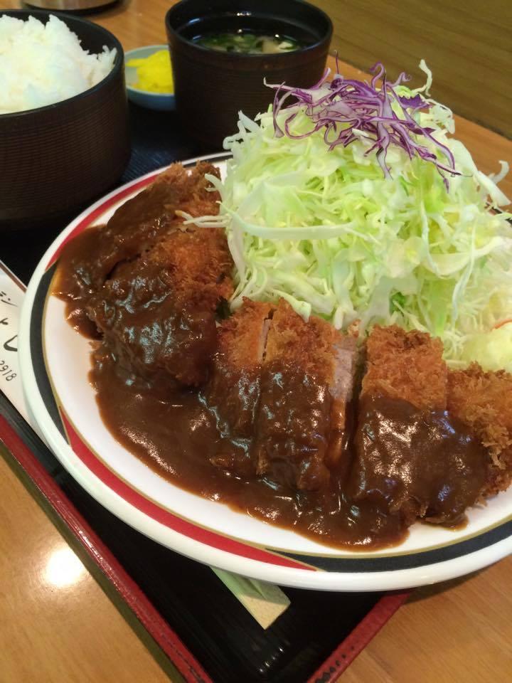 和田岬『レストランみよし』のチキンカツ定食!めっちゃ美味しかった!(^^)!