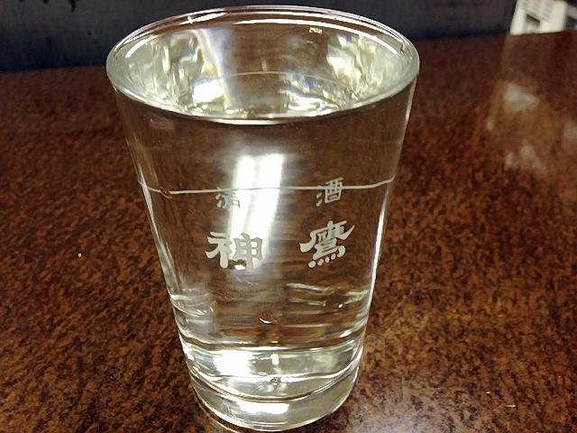 長田区御蔵通の戸田酒店でおでん&茶碗蒸し&神鷹でほっこり(*^_^*)