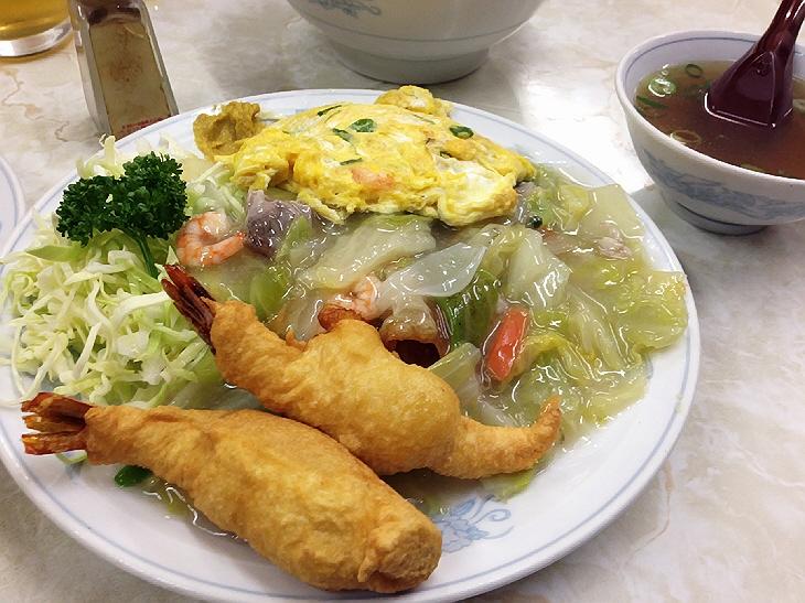 JR鷹取での初下町飲み会。一軒目『中国料理天津楼』 最高!