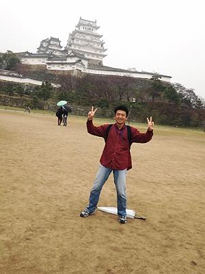 姫路城と酒蔵巡り(^^♪ Vol.1