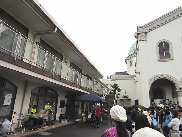 2014.5.4『高槻JAZZストリート』後半。初めて行ったのであちこち見てきた(^^♪