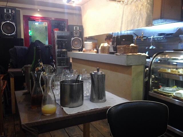 フランス料理『Le日本食堂』@堺筋本町で食事会でした!(^^)!