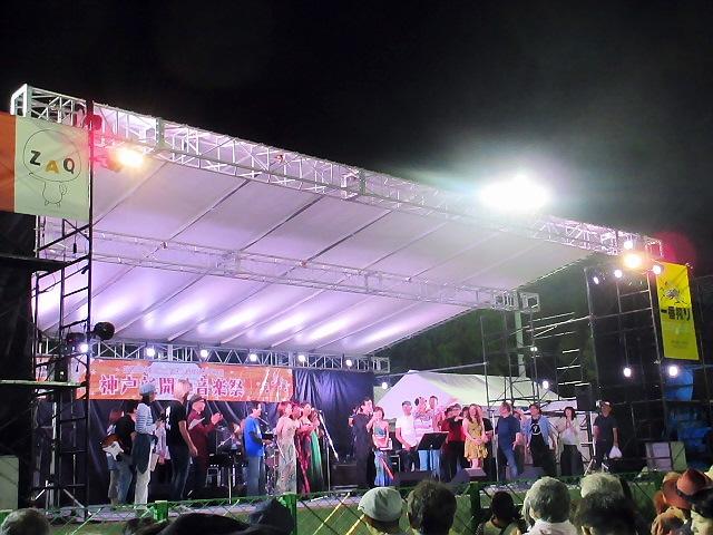 2015 新開地音楽祭(^^♪ 初日の夜編♪