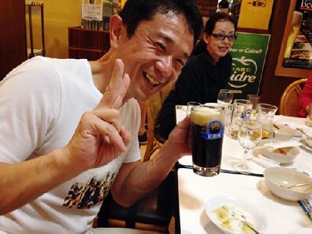 グリーンヒルホテルのビアホール☆飲み食べ放題一人3500円(前売り)ヽ(^o^)丿めっちゃ美味しかった!(^^)!