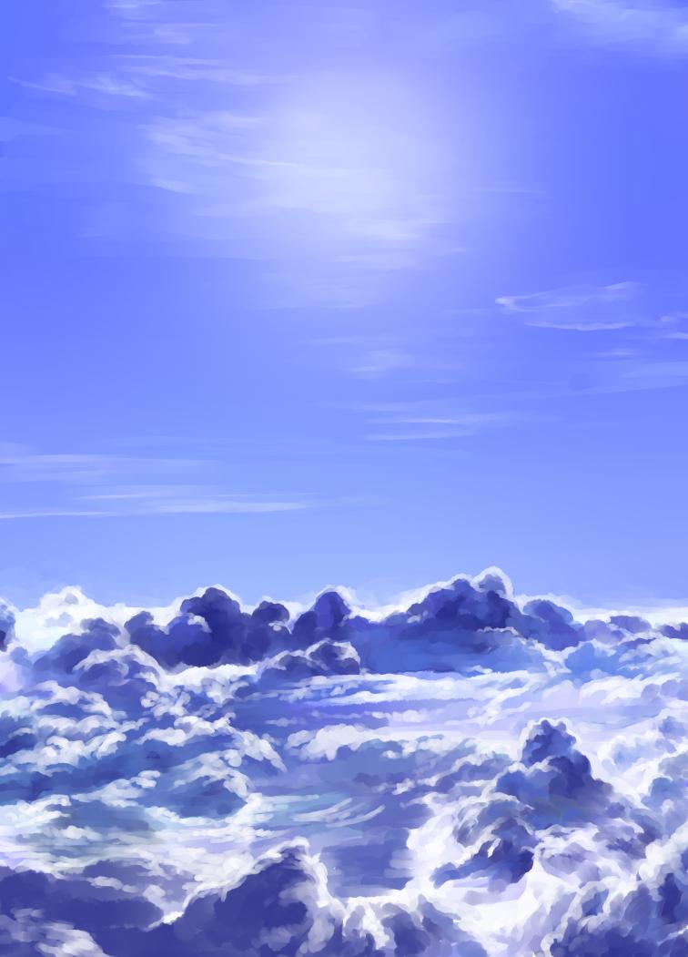 雲上のお茶会