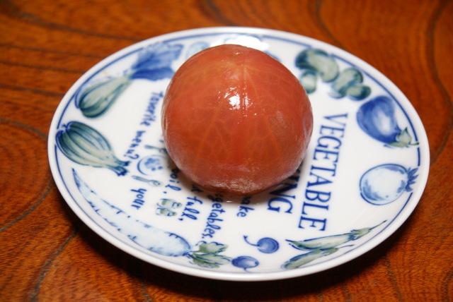 トマトの甘酢漬け