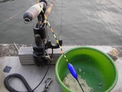 中川2号試し釣り