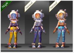 夢は宇宙飛行士・・・?