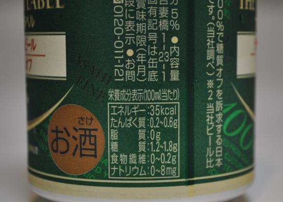 糖質オフカロリー