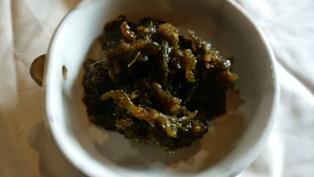 フキノトウ味噌20150317