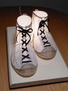 編み上げ靴Ⅱ①