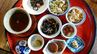 0413野草茶を楽しむ