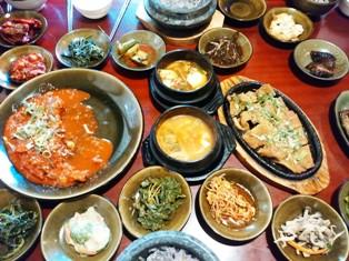 KOREA古民家レストラン2