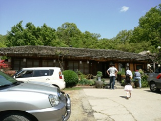 KOREA古民家レストラン4
