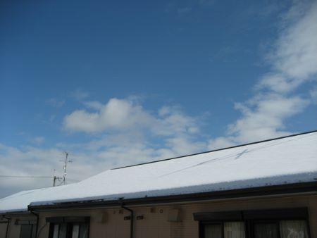 雪の風景 (1) (450x338<br />)