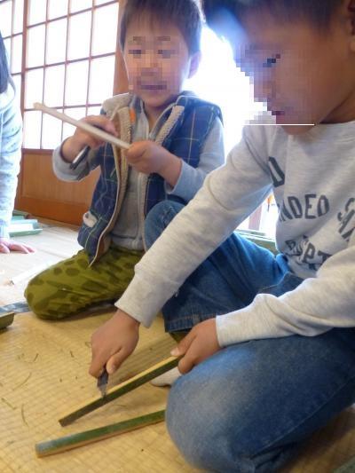 竹でご飯3