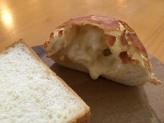 2014パンレッスン6 チーズダッチクランチ16
