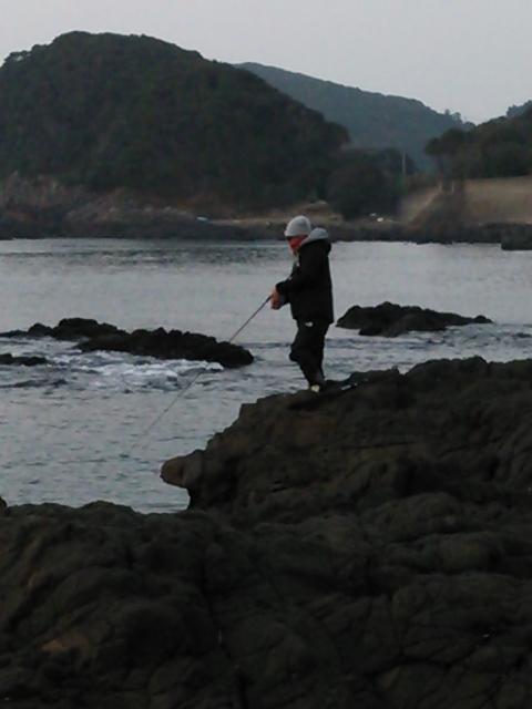 釣り収め1