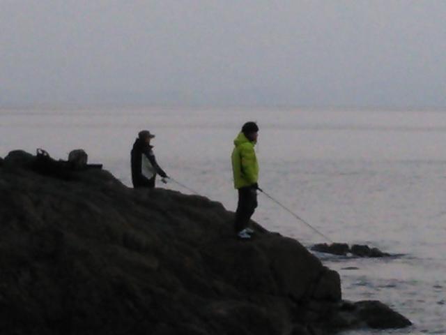 釣り収め2