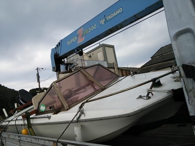 ボート撤収3