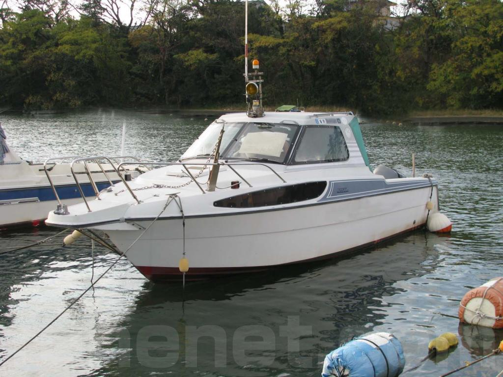 日産ボート