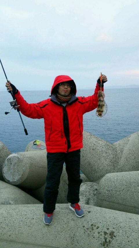 タイッちゃん釣果1