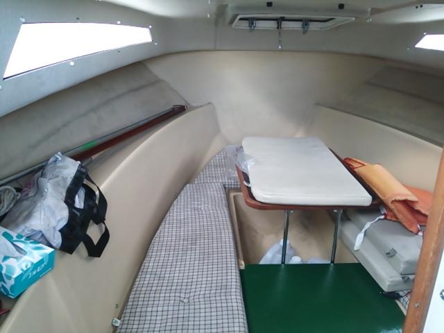ボート掃除1