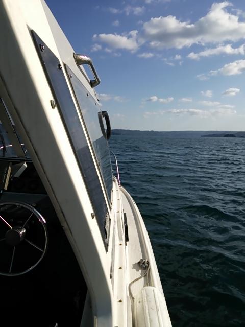 ボート釣り2