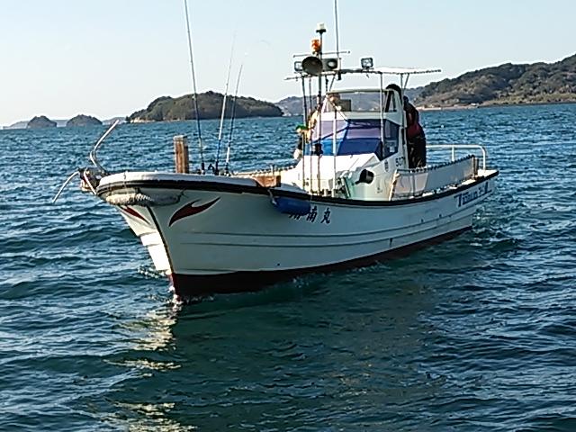 ボート釣り7