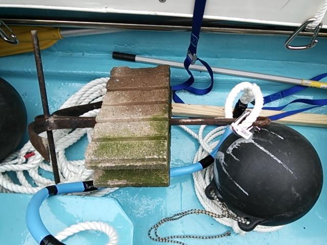 ボート整備6