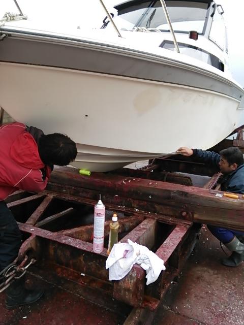 船底塗装6