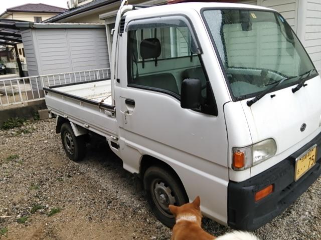軽トラ修理1