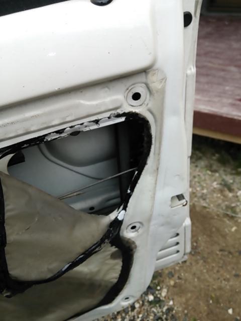 軽トラ修理8