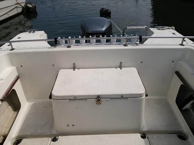 ボート磨き11