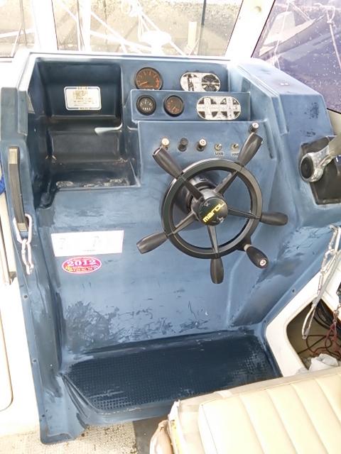 ボート磨き13