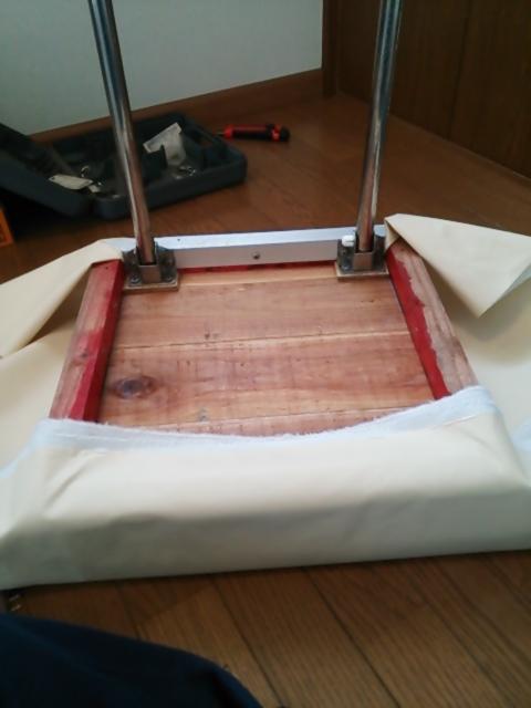 椅子製作3