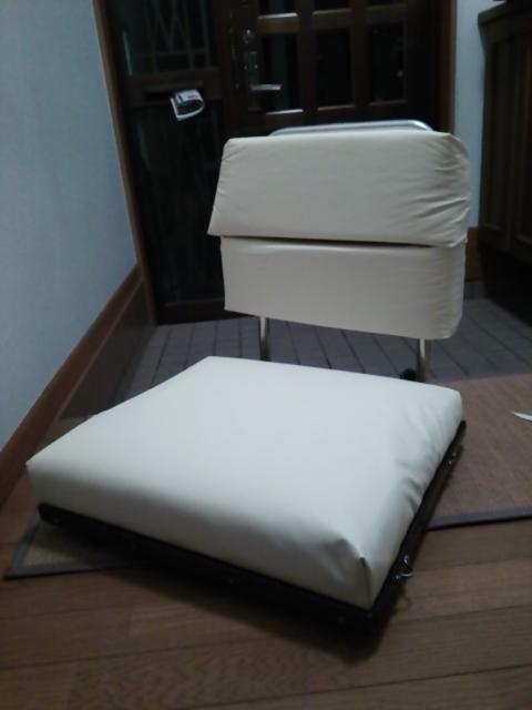 椅子レストア6