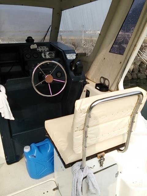 ボート椅子1