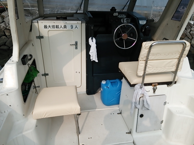ボート椅子3