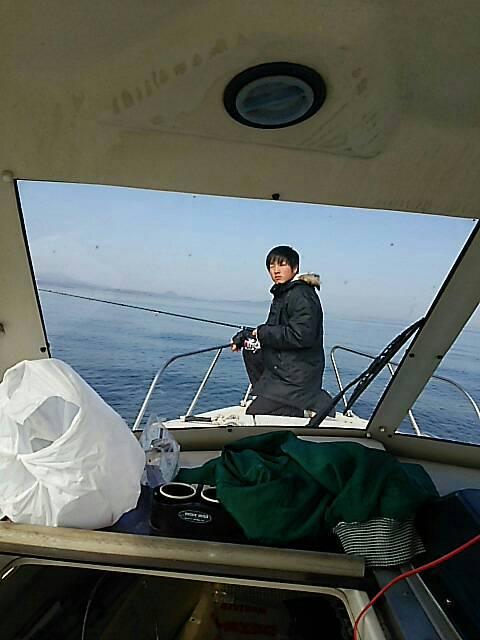 ボート釣り6
