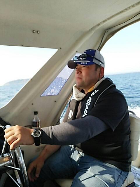 ボート釣り17