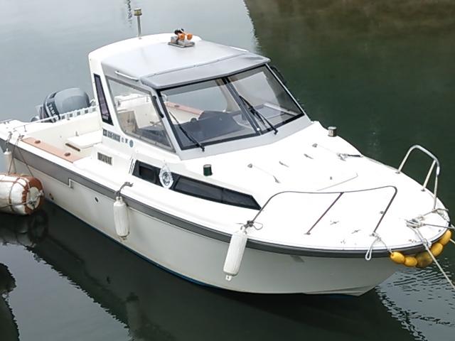 ボート整備10