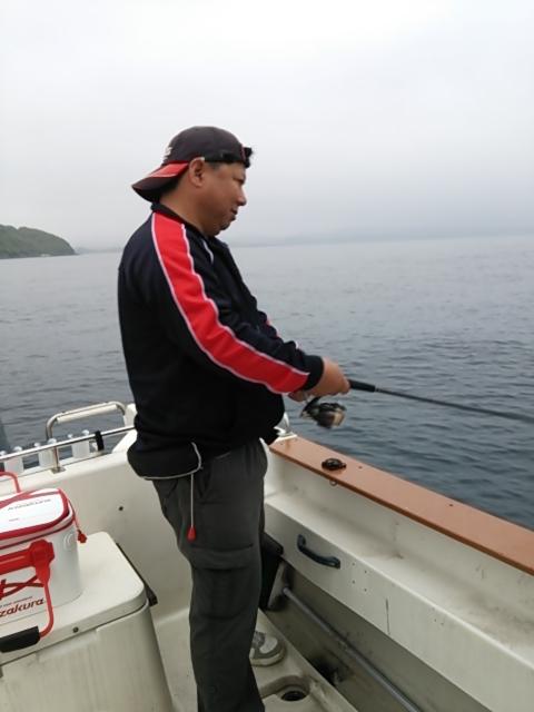 ボート釣果4