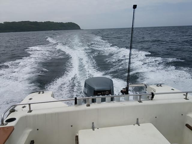 ボート釣果15