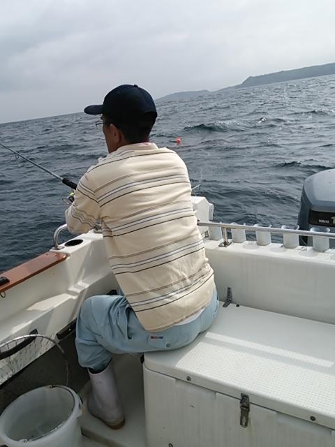 ボートエギング9