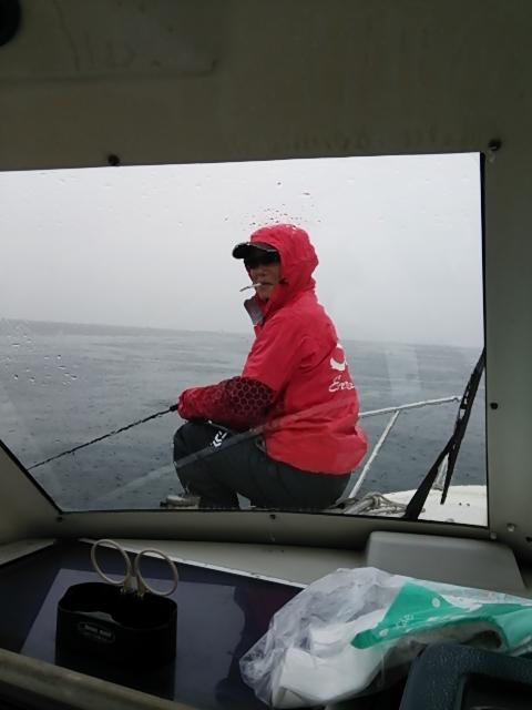 ボート釣り8
